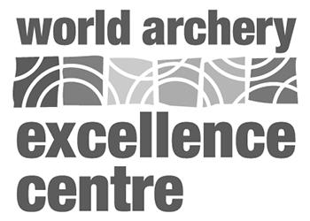 Logo du World Archery Excellence centre